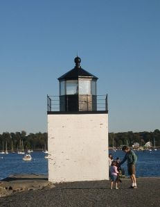 Salem's Lighthouse...